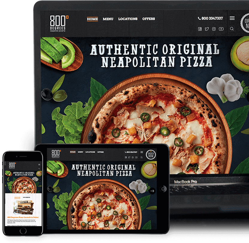 800 Degrees Neapolitan Pizzeria-portfolio-Infoquest