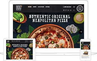 Infoquest Portfolio-800 Degrees Neapolitan Pizzeria