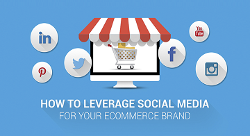 How to get the most out of ecommerce websites using social media